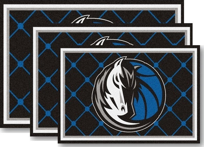 Dallas Mavericks NBA Area Rugs