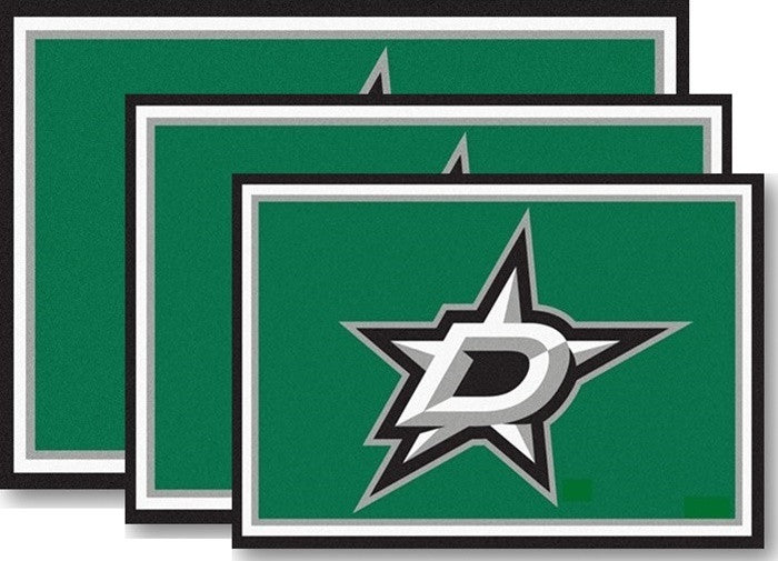 Dallas Stars NHL Area Rugs - Sports Fans Plus