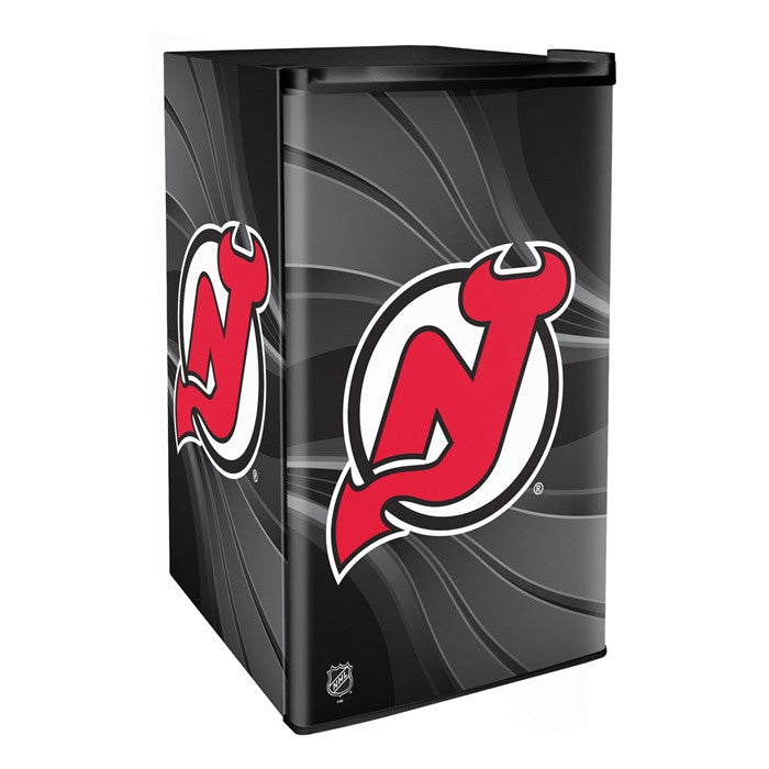 New Jersey Devils NHL Primary Counter Height Refrigerator