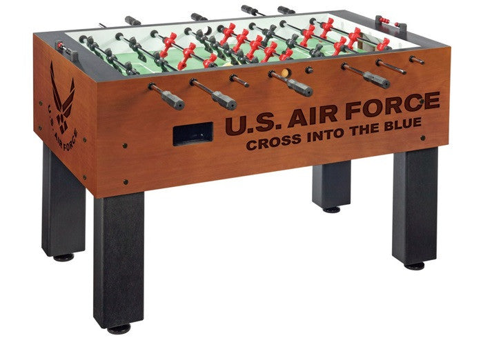 US Air Force Foosball Table - Sports Fans Plus