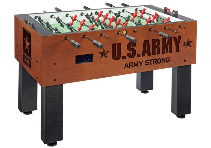 US Army Foosball Table - Sports Fans Plus