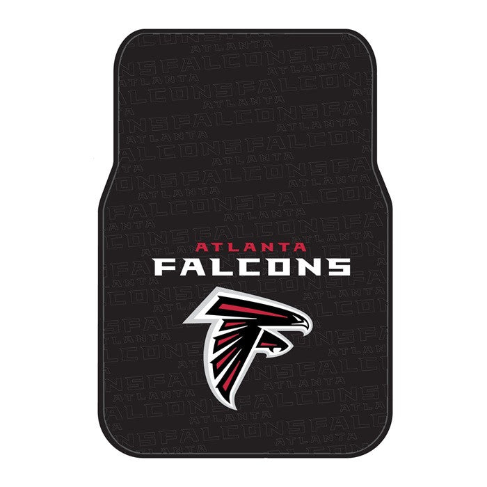 Atlanta Falcons NFL Car Floor Mats - Sports Fans Plus