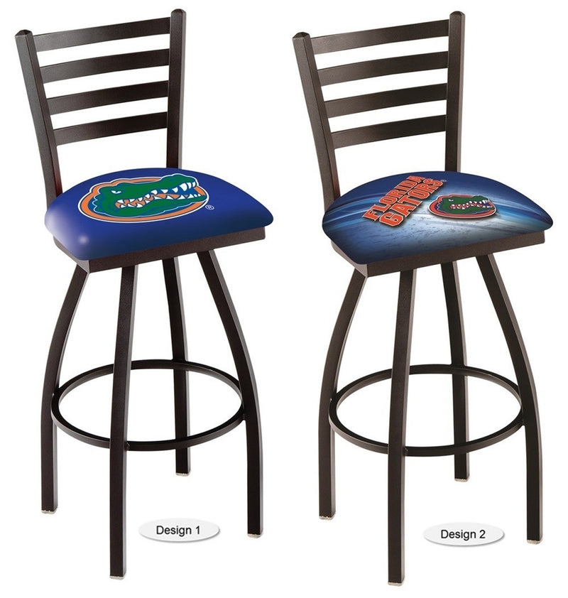 Florida Gators Ladder Back Bar Stool