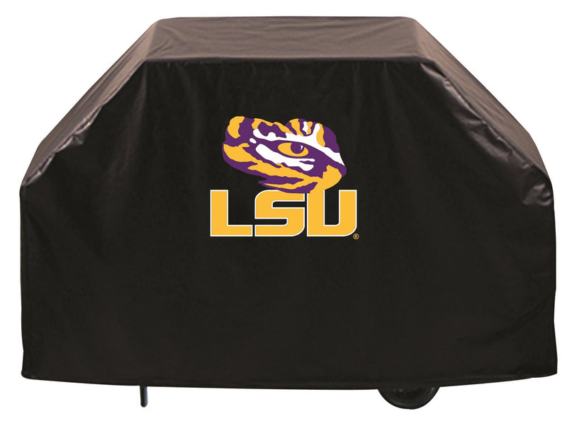 Louisiana State Tigers Grill Cover