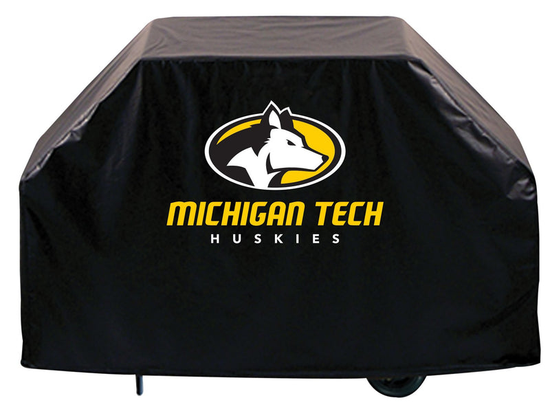 Michigan Tech Huskies Grill Cover