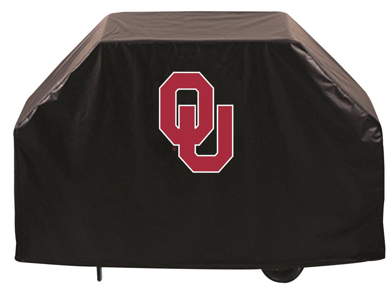 Oklahoma Sooners Grill Cover
