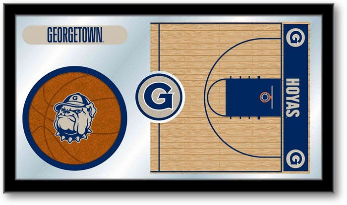 Georgetown Hoyas Basketball Team Sports Mirror