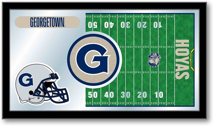 Georgetown Hoyas Football Team Sports Mirror