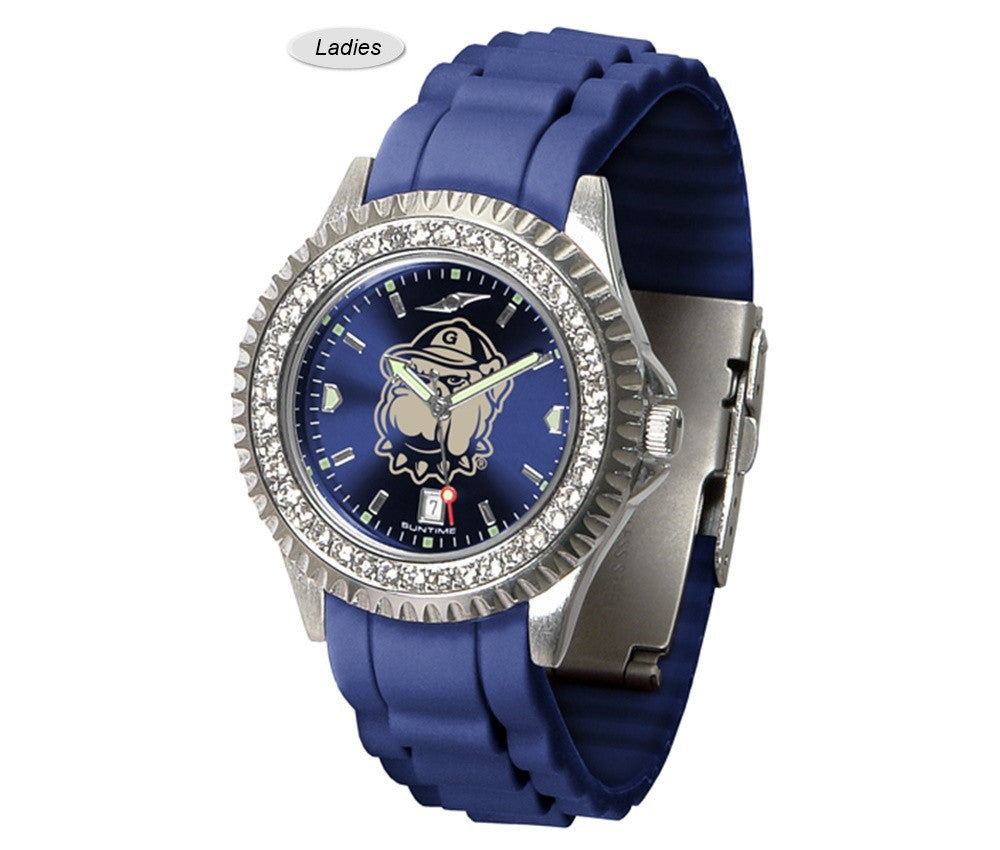 Georgetown Hoyas Sparkle Watch