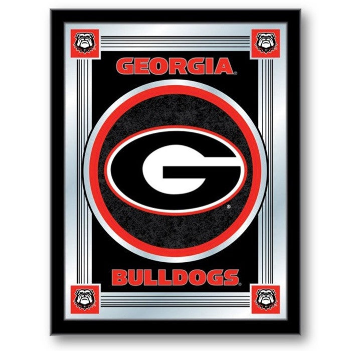 "Georgia Bulldogs ""G"" Logo Mirror"