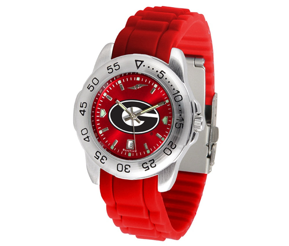Georgia Bulldogs Sport AnoChrome Watch