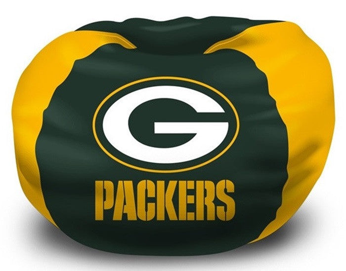 Green Bay Packers NFL Bean Bag Chair - Sports Fans Plus