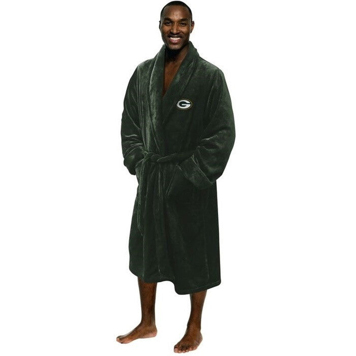 Green Bay Packers NFL Bath Robe