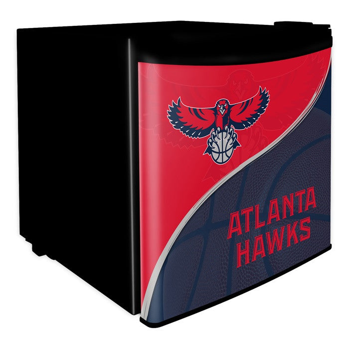 Atlanta Hawks NBA Dorm Room Refrigerator