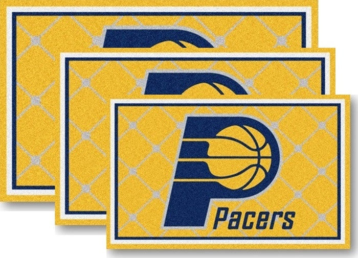 Indiana Pacers NBA Area Rugs