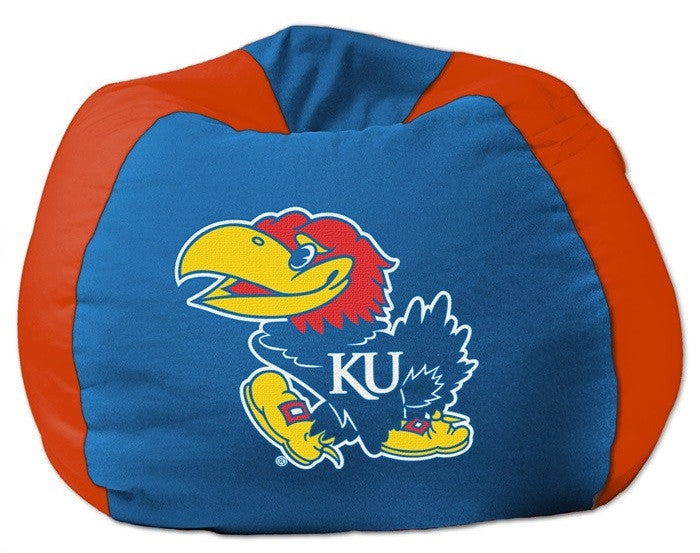 Kansas Jayhawks Bean Bag Chair - Sports Fans Plus
