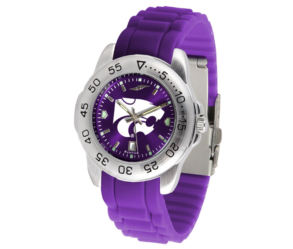 Kansas State Wildcats Sport AnoChrome Watch