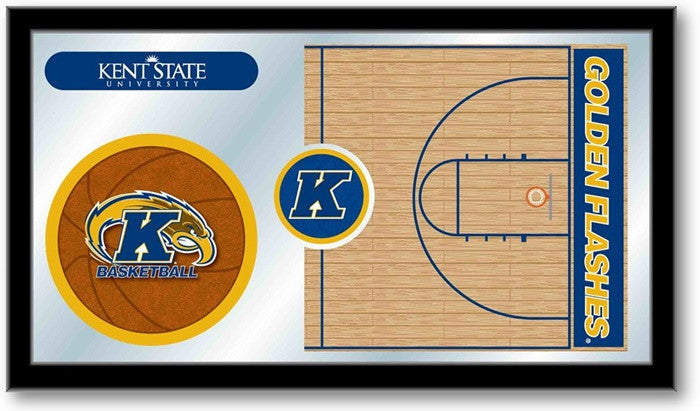 Kent State Golden Flashes Basketball Team Sports Mirror