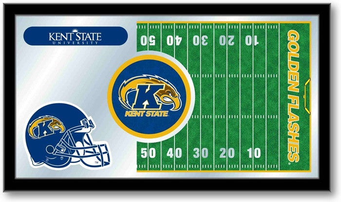 Kent State Golden Flashes Football Team Sports Mirror