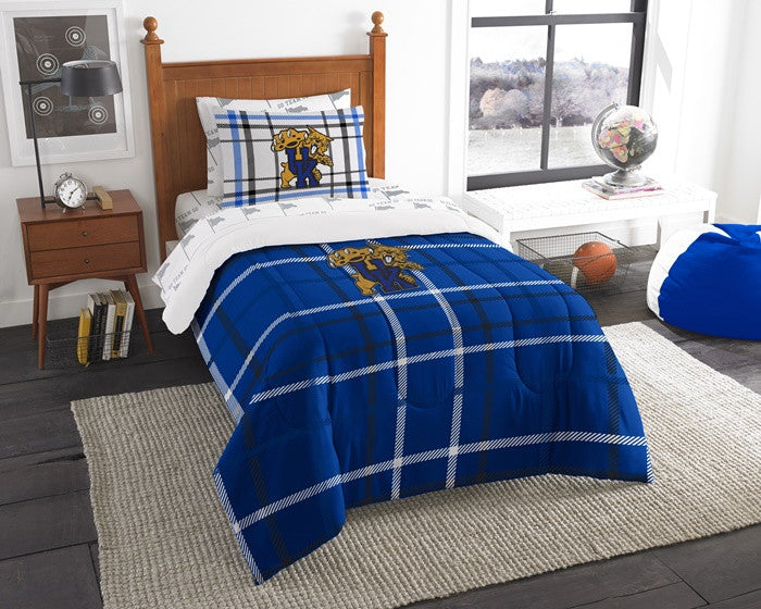 Kentucky Wildcats Twin Bed-in-a-Bag with Sheets