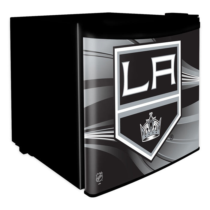 Los Angeles Kings NHL Dorm Room Refrigerator - Sports Fans Plus  - 1