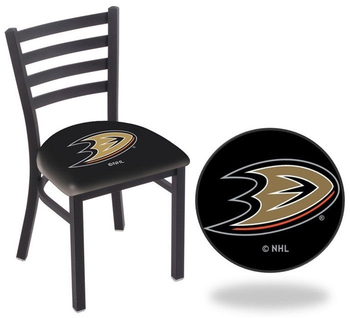 Anaheim Ducks NHL D1 Ladder Back Dining Chair