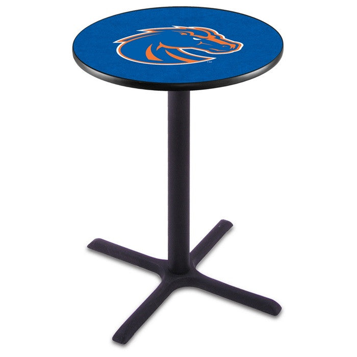 Boise State Broncos X-Base Pub Table