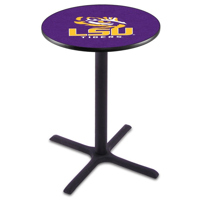 Louisiana State Tigers X-Base Pub Table
