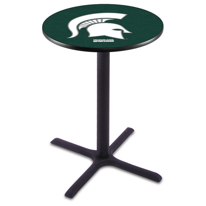 Michigan State Spartans X-Base Pub Table