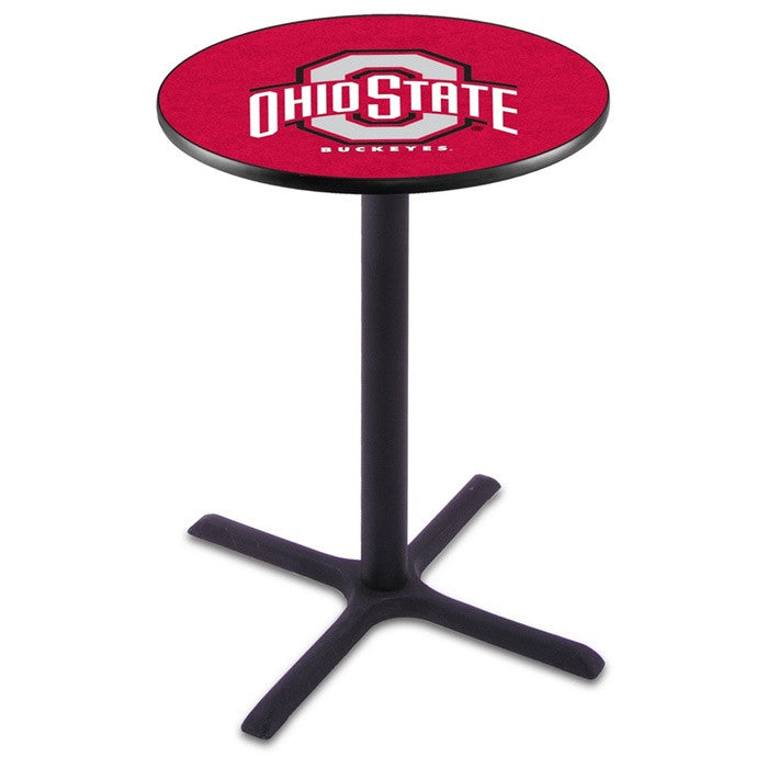 Ohio State Buckeyes X-Base Pub Table - Sports Fans Plus