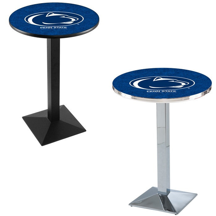 Penn State Nittany Lions Square-Base Pub Table