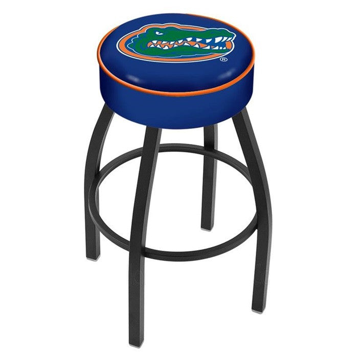 Florida Gators Black Bar Stool - Sports Fans Plus