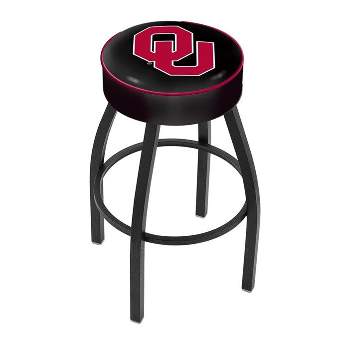 "Oklahoma Sooners 4"" Seat Bar Stool - Sports Fans Plus"