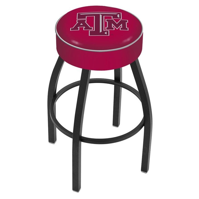 Texas A&M Aggies Black Bar Stool - Sports Fans Plus