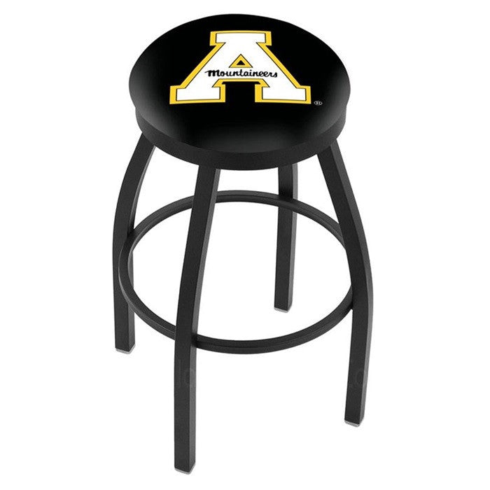 Appalachian State Mountaineers Flat Ring Bar Stool - Sports Fans Plus - 1