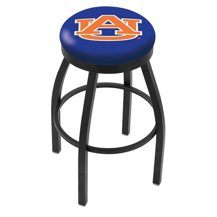 Auburn Tigers Flat Ring Bar Stool - Sports Fans Plus