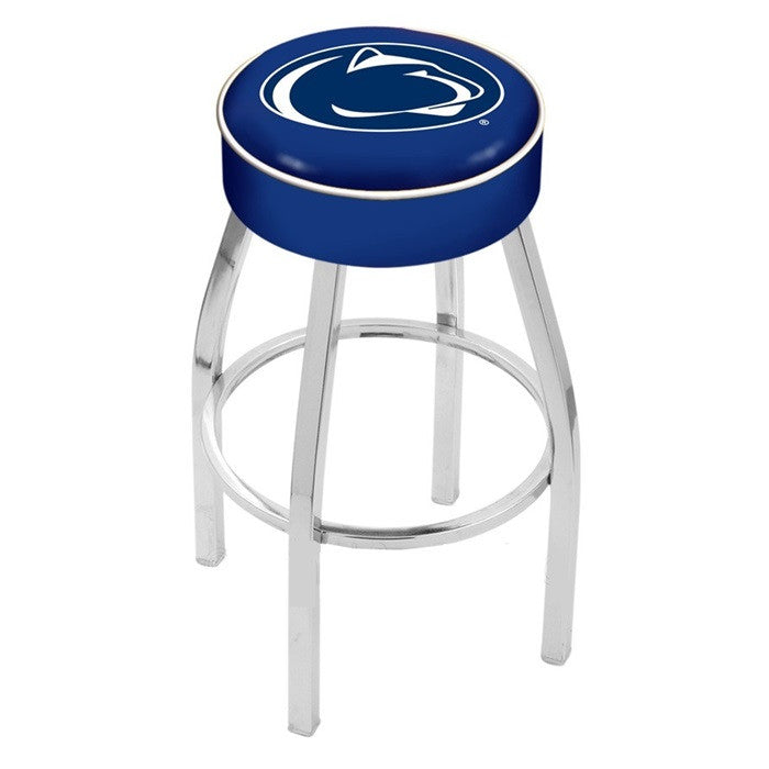 "Penn State Nittany Lions 4"" Seat Bar Stool - Sports Fans Plus"