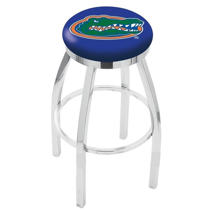 Florida Gators Flat Ring Bar Stool - Sports Fans Plus