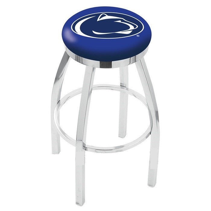 Penn State Nittany Lions Flat Ring Bar Stool - Sports Fans Plus