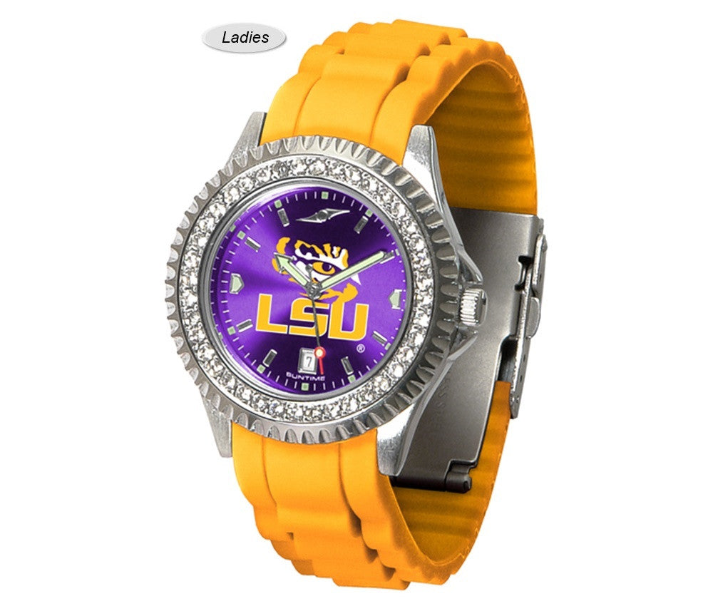 Louisiana State Tigers Sparkle Watch