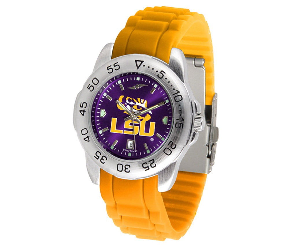 Louisiana State Tigers Sport AnoChrome Watch