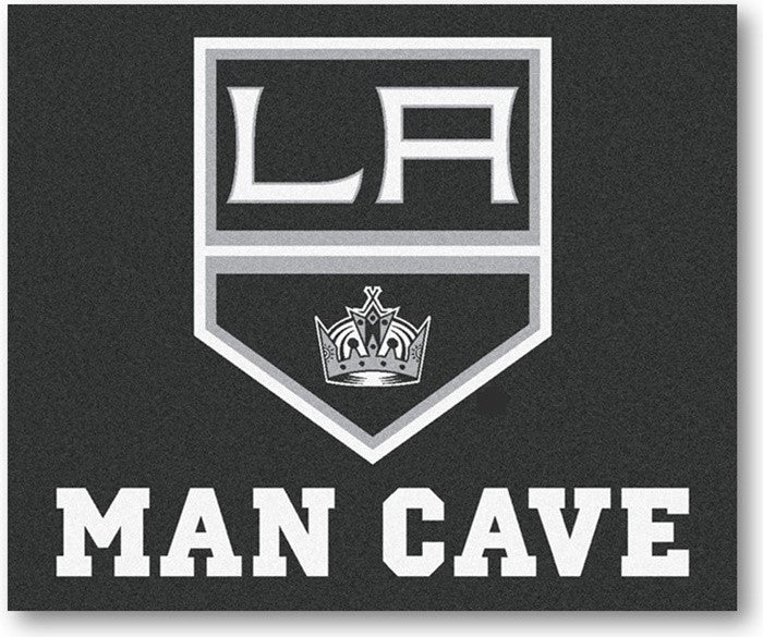 Los Angeles Kings NHL Man Cave Tailgate Rug