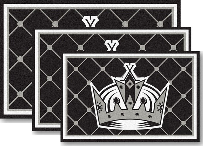 Los Angeles Kings NHL Area Rugs - Sports Fans Plus