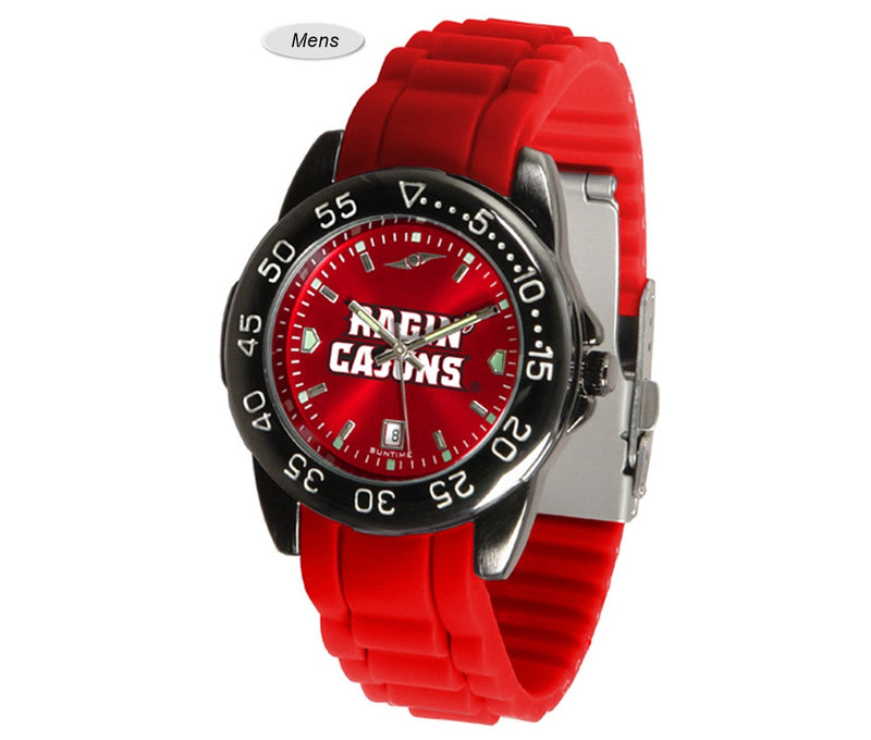Louisiana Lafayette Ragin' Cajuns Fantom Sport Watch