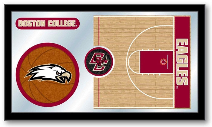 Boston College Eagles Basketball Team Sports Mirror