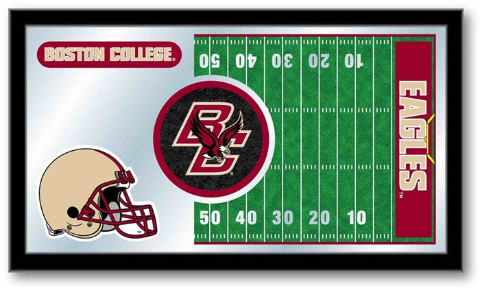 Boston College Eagles Football Team Sports Mirror