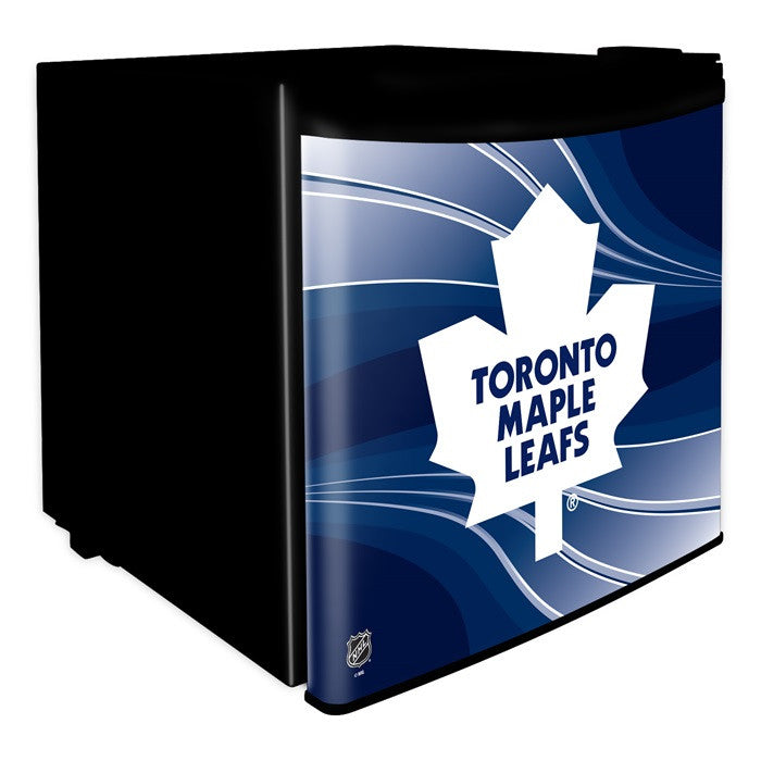 Toronto Maple Leafs NHL Dorm Room Refrigerator - Sports Fans Plus  - 1
