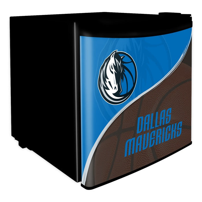 Dallas Mavericks NBA Dorm Room Refrigerator