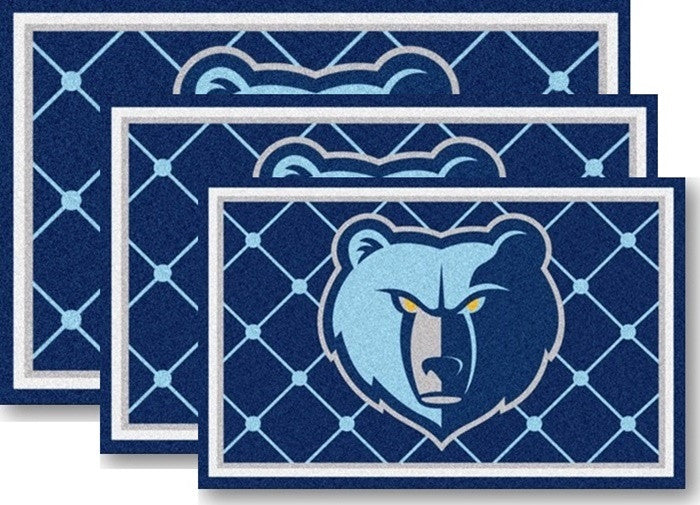 Memphis Grizzlies NBA Area Rugs