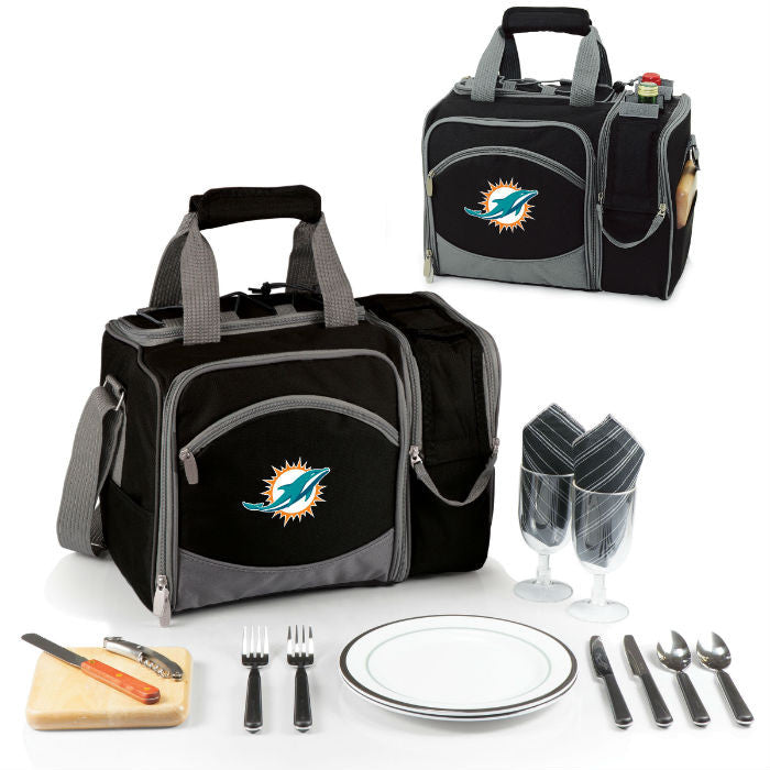 Miami Dolphins Malibu Picnic Pack - Sports Fans Plus